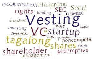 founders vesting share holders agreement