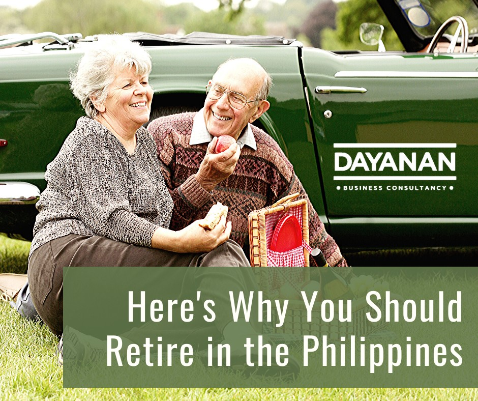 Here's why you should retire in the Philippines