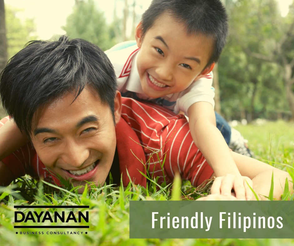 friendly Filipinos